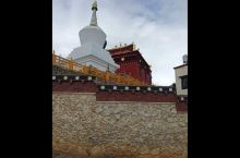 噶丹松赞林寺参观