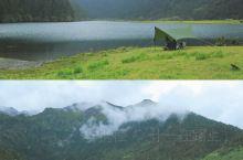 香格里心形湖泊露营💙99%的游客没去过
