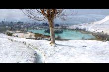 土耳其,棉花堡和希拉波利斯古城