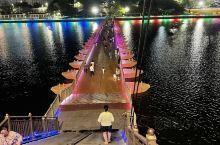 美丽的夜景 梅州客都