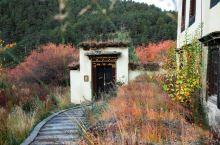 秋    在海拔3300米的属都岗河徒步