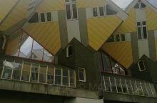鹿特丹三角屋(方块屋)