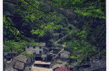 一个有300多年历史的古村落   株川村