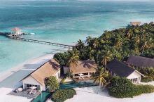 马尔代夫大四季兰达岛,去拖尾沙滩奔跑吧