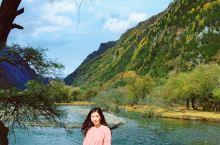 四姑娘山•看初秋和煦轻柔的颜色
