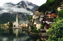 哈尔施塔特,童话世界里小镇