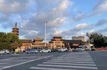 无锡南禅寺步行街