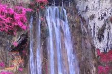 滴水崖瀑布