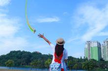 人生,一定要来阳江放一次风筝