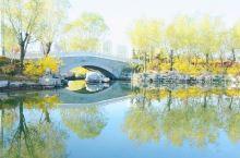 五莲县人民公园美景如画!