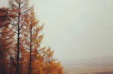 秋日的阿尔山