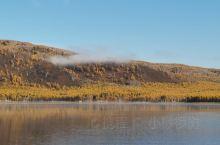 秋季的阿尔山