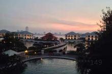 我在河内西湖洲际酒店
