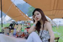 惠州露营✨轻松拍出森林系时尚大片
