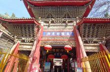 全国最大的城隍庙之一三原城隍庙