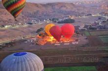 埃及帝王谷热气球