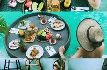 想念的巴厘岛INS鸟巢秋千漂浮下午茶