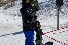 太浩湖滑雪