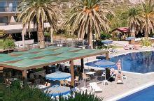 希腊罗德岛,我入住的酒店,度假中