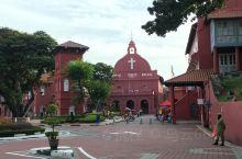 马六甲的教堂