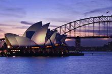 悉尼歌剧院和铁桥