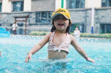 庐山汤太宗温泉度假村:孩子的水上乐园