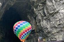 洞穴热气球 国内小众避暑旅行圣地