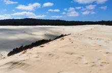 moreton island的沙丘,很是壮观