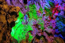 龙岩宫,千奇百态的溶洞风貌