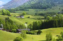 瑞士的农村生活一瞬间.太美了.太静了~