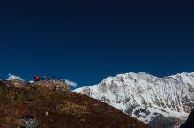 世界第十高峰——安纳普尔那峰大本营