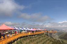 大板山、观景平台
