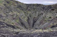 五大连池风景区火山口