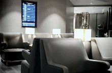 疫情期间的香港机场贵宾厅