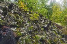 五十万年前火山喷发的地方