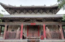 中国最大元代寺庙壁画