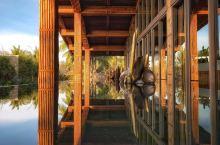 #竹建筑#纳曼度假村