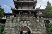 南津关古镇:阆中古城重要渡口