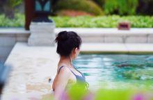 苏州湾拍照超美的温泉漂浮下午茶