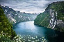 挪威·七姐妹瀑布·美得让人动容! 