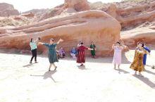 沙漠中的舞者
