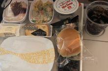 土豪航空的餐食是真的666