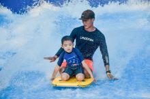 精彩浪之旅,不受天气影响也能玩转冲浪!