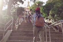 斯瓦扬布纳寺,又叫猴庙。