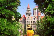 天津旅游攻略|宝藏城堡假装出逃公主 想想去年这时候我们是带着美美在迪士尼度过的~今年没能出去,就好好