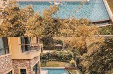 广州东南亚风温泉酒店 私家别墅泳池!