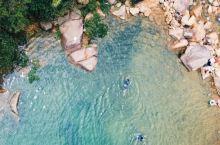 惠州|隐秘的绝美天然水潭|连心谷