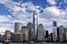 海上看纽约