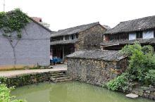千年不化的火山黑石磊成的村庄,乌石村