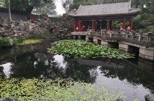 濠濮间(北京北海公园中小园)